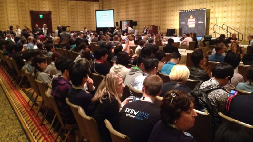 SXSW Accelerator Startup Pitch Competition