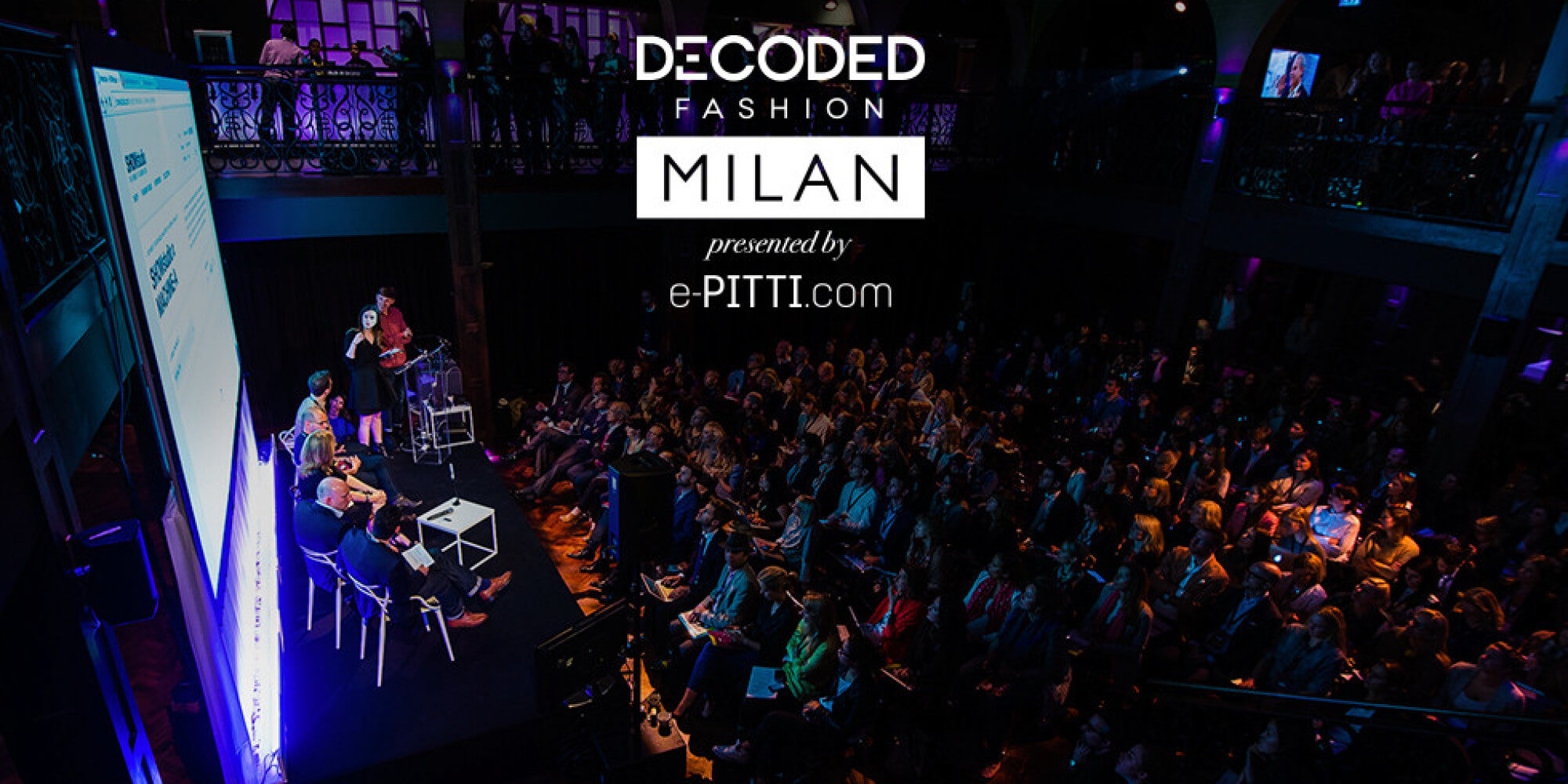 Decoded Fashion Milan '16