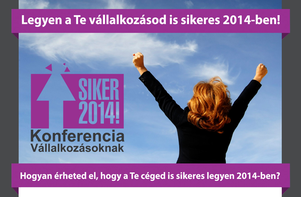 Conference of Success 2014