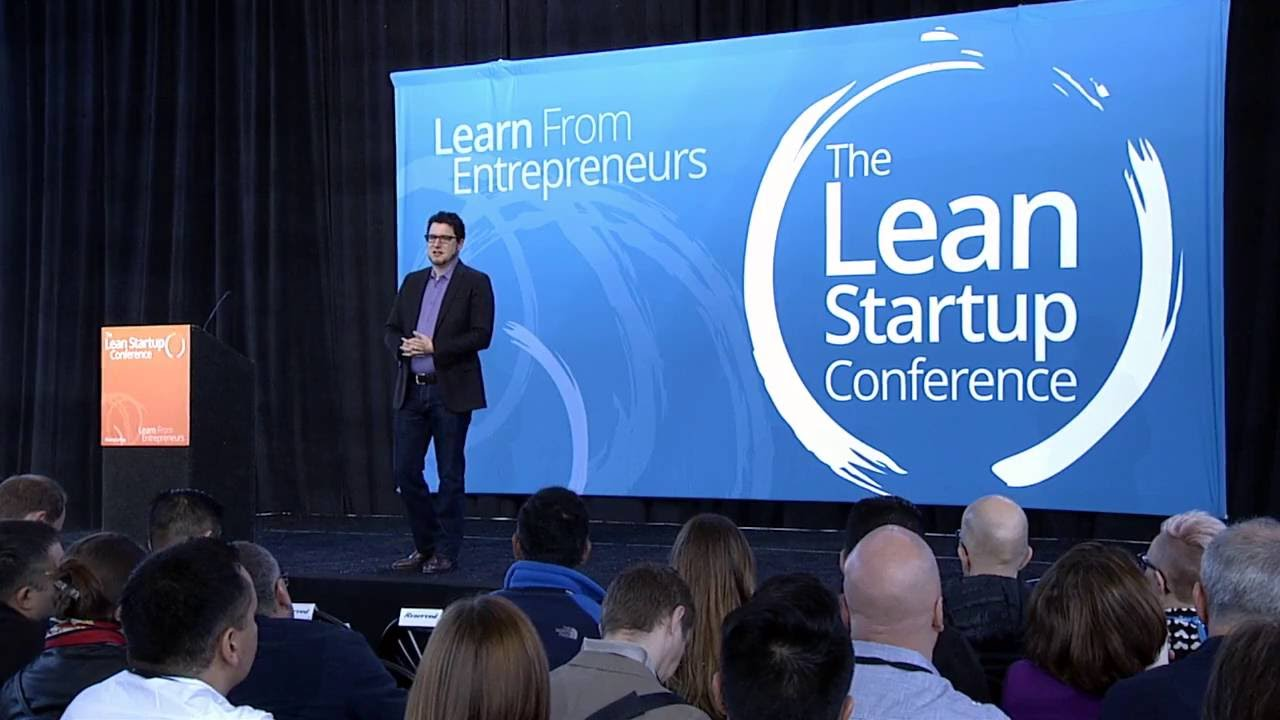Lean Startup Ignite Talks '16