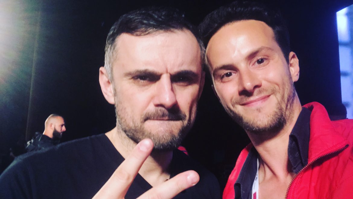 Garyvee and Peter Szanto