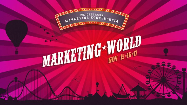 Marketing Word 28. Országos Marketing Konferencia