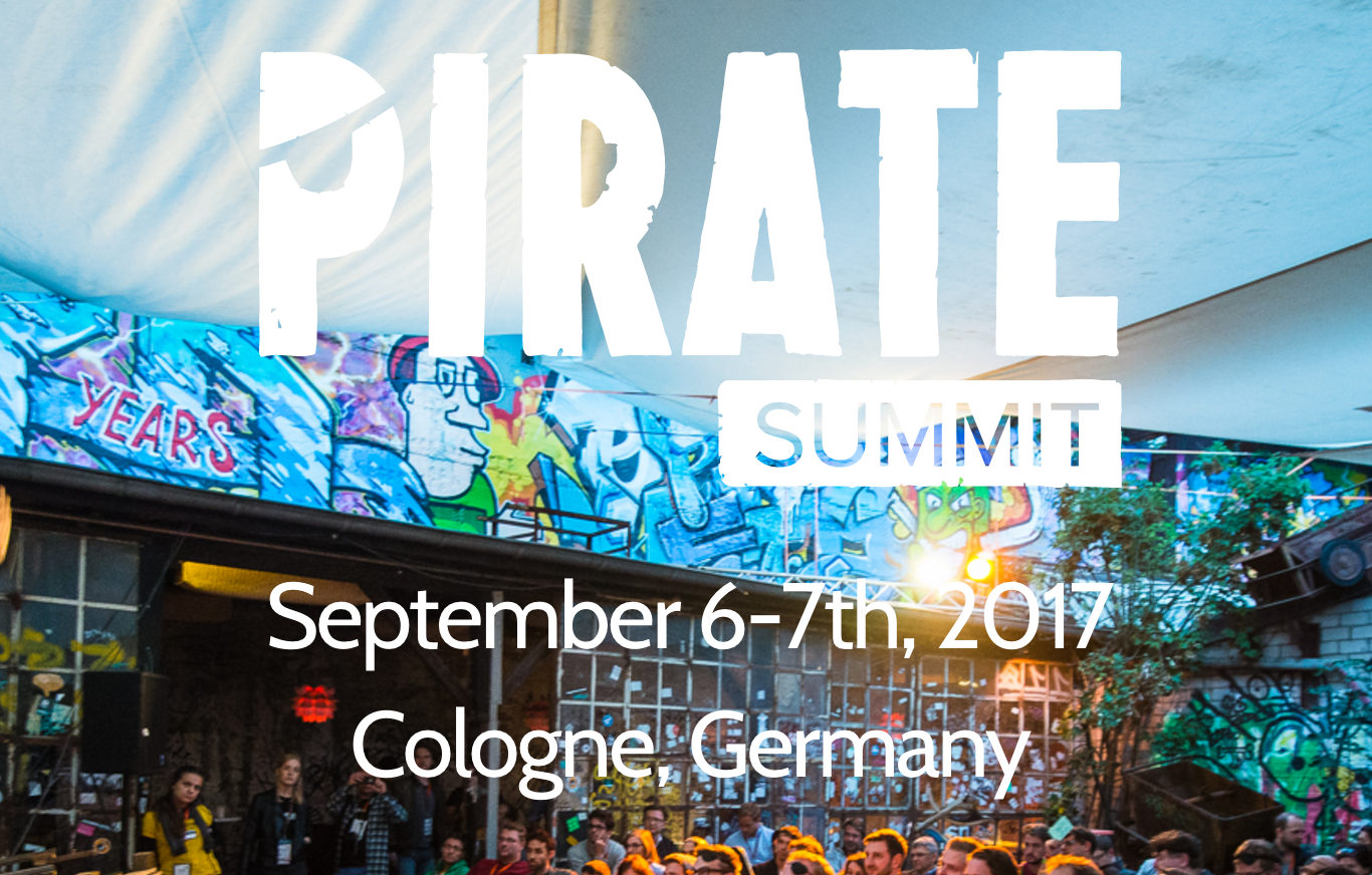 PIRATE Summit 2017