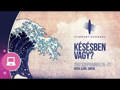 Internet Hungary 2017. szeptember 26-27.
