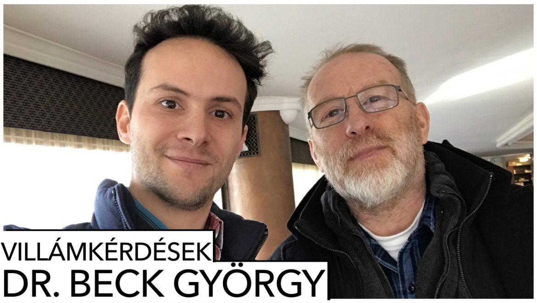 Beck György Villámkérdések Szántó Péter